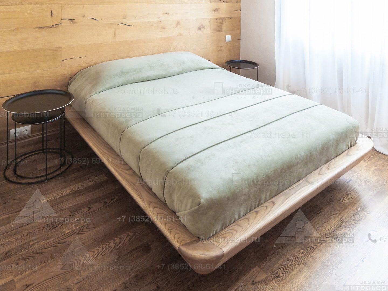 Кровать, шкаф, панели